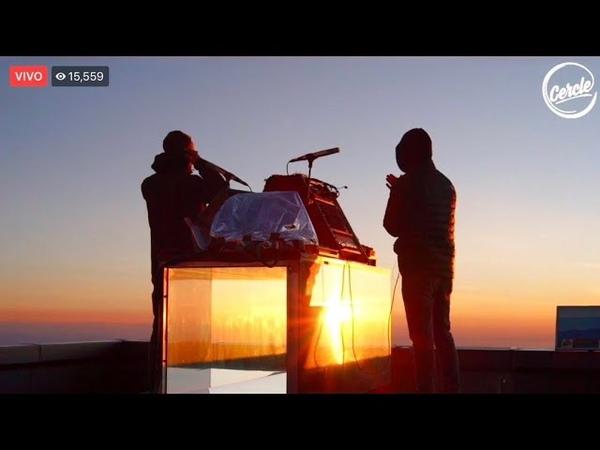 The Blaze Live in Aiguille du Midi France FULL SHOW
