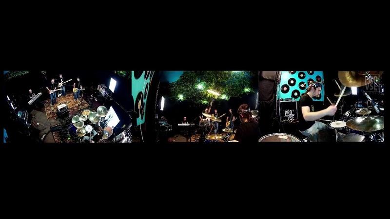 PROVSЁ Studio live 4 Blues Jam Искра Metal Box
