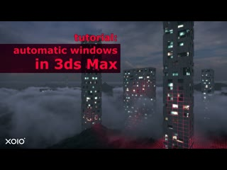 Automatic windows tutorial in 3ds max