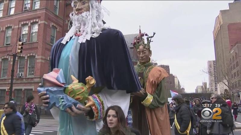 Three Kings Day Celebrations Underway in Harlem