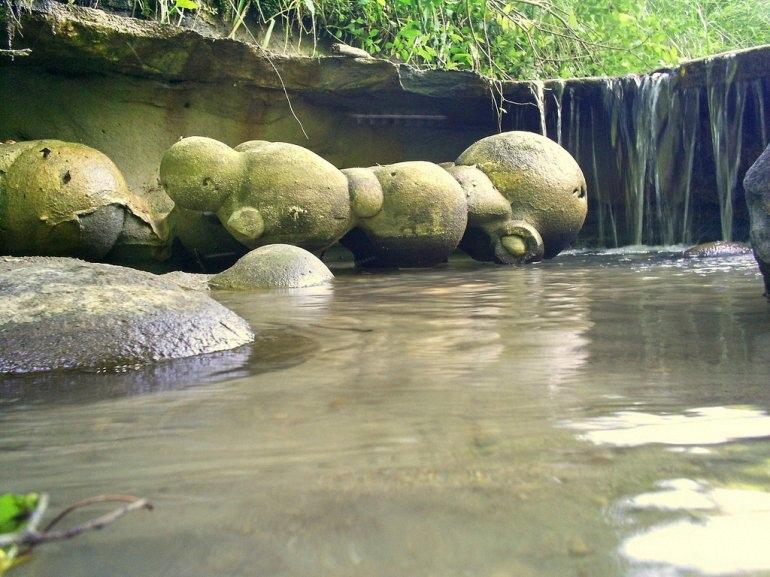 Шокирующие места нашей планеты Заповедник Трованты