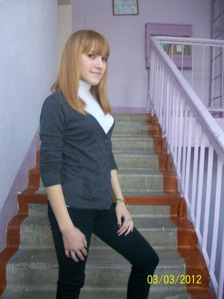 Алёна Иванова, Стерлитамак, Россия