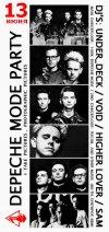 13 июня, DEPECHE MODE party в TG (ex-Red Club)