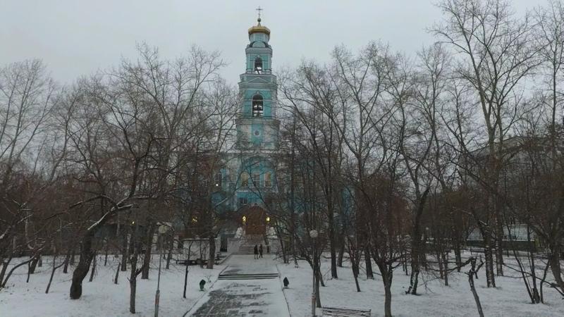Божественная литургия 28 октября 2020 г Храм Вознесения Господня г Екатеринбург