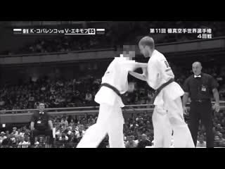 МАВАШИ ГЕРИ удар техника. Связки для НОКАУТА. Уроки каратэ Киокушинкай.