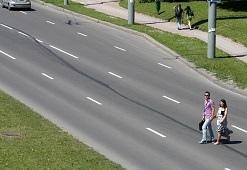 Полицейские проверят пешеходные переходы