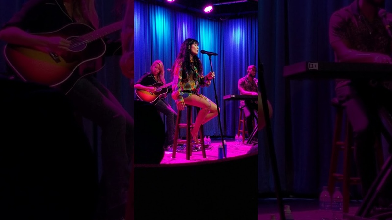HALSEY Colors Live at the grammy museum