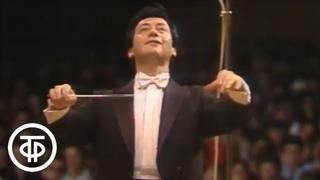 """Чайковский. Вальс из """"Серенады для струнного оркестра"""". Играет оркестр """"Виртуозы Москвы"""" (1987)"""