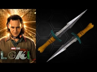How to make Loki's dagger out of cardboard |Simple DIY Loki's dagger |New Loki's Weapon Loki cosplay