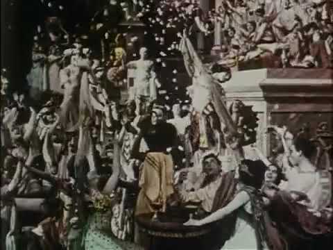 Римская оргия L'orgie romaine 1911