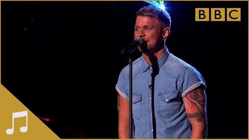 Lee Glasson performs Cant Get You Out Of My Head - The Voice UK 2014 Blind Auditions 1 - BBC One