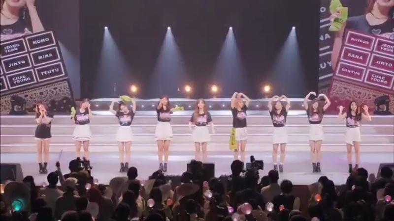 TWICE Showcase Live Tour 2018 Candy Pop @ NHK Hall