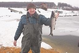 Рыбка по ГОСТу, или зимние заботы грязновских рыбоводов