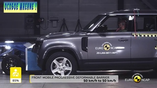 Land Rover Defender VS Mercedes G Class – Crash Tests! КРАШ ТЕСТ !
