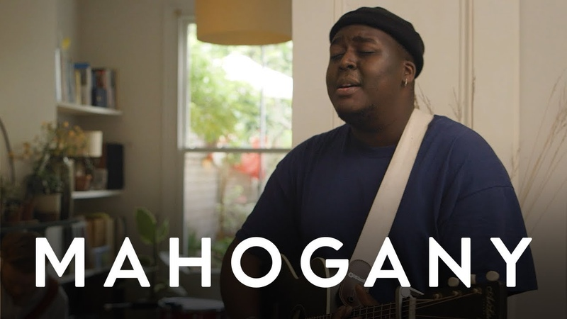 Jordan Mackampa One In The Same Mahogany Session