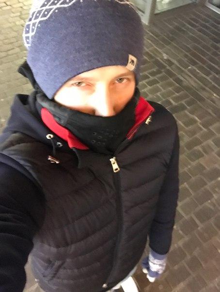 Андрей Рогозов: Холодно.