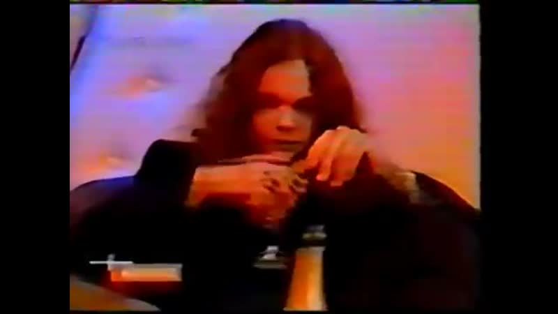 04 12 1998 Ville Valo Interview on German TV Viva 2