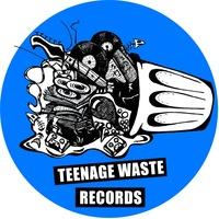 Логотип TEENAGE WASTE
