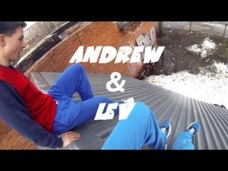 Andrew & Lev