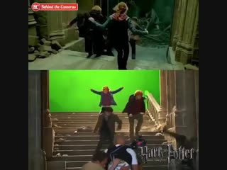 Как снимали Гарри Поттера