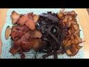 Сушка мясных чипсов всего за 5 часов. Джерки из курицы, джерки из говядины, джерки из свинины