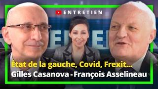 Gilles Casanova - François Asselineau : L'Entretien UPRTV
