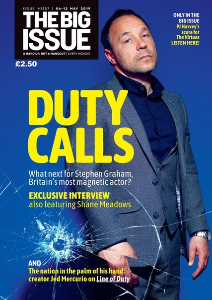 The Big Issue – May 06, 2019