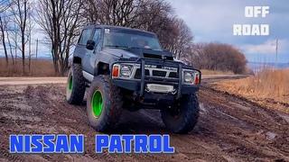 Самый лютый Nissan Patrol Поехали в белгород на Offroad к Менеджеру Антону