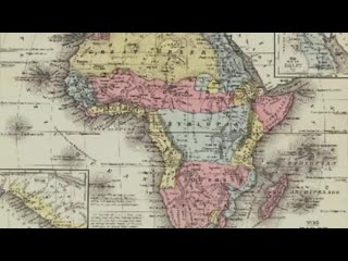История Африки Средних веков ~ History of Africa in Middle Ages (in Russian)