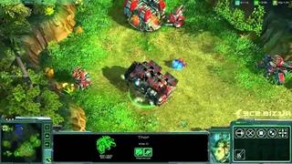 StarCraft 2 - Демо версия 2008 года(Терраны)