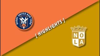 HIGHLIGHTS | New York vs NOLA