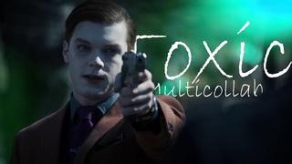 Multifandom || Toxic (Multicollab) #Fanvidfeed