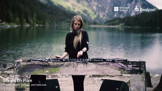 Game Changers by Microsoft Surface // Nora En Pure - Lake Arnen Gstaad Switzerland  @Beatport  Live