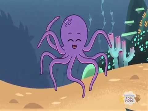 Буги вуги осьминога