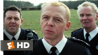 Hot Fuzz (4/10) Movie CLIP - Sea Mine (2007) HD