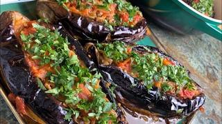 Шедевральное блюдо из баклажанов Гарни Ярах ! Станет любимым рецептом для любителей баклажан.