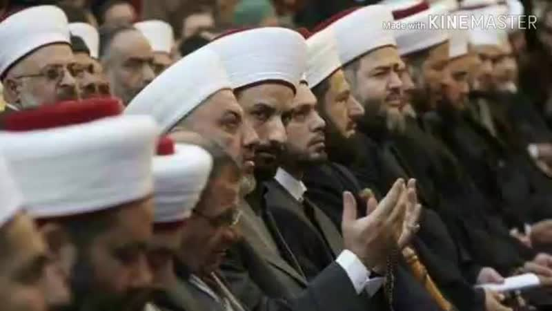 Шейх Шамиль Аш Шафи'ий будьте в Джама'ате в коллективи мусульман