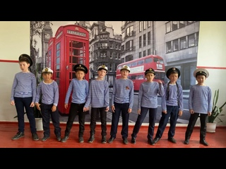 МБОУ Загустайская СОШ Селенгинского р-на,вокальная группа мальчиков 5 «Б» класса ,песня «My Bonnie