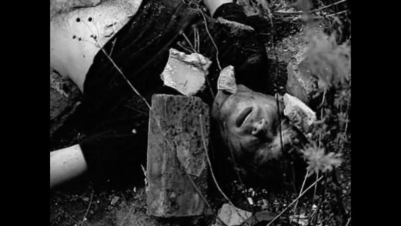 «Воля» (1994) - некрореализм. Евгений Юфит