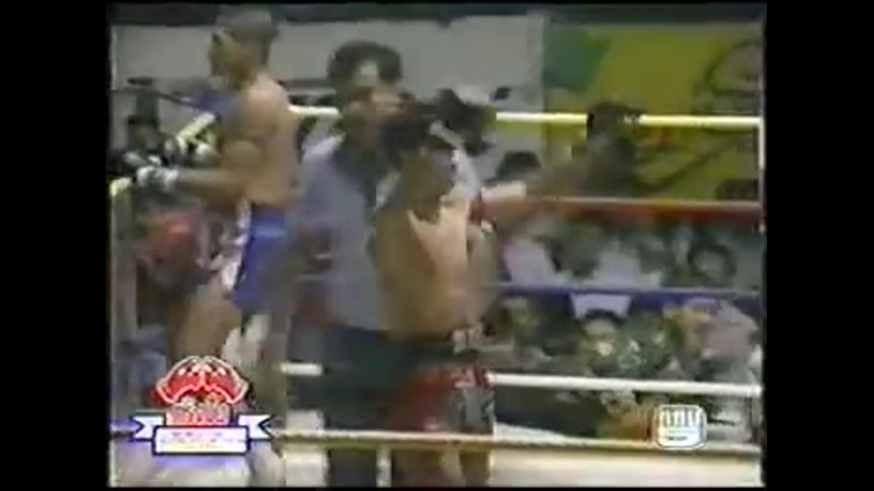 Sakmongkol Sitchuchoke vs Namkhabuan Nongkeepayuth Muay Thai