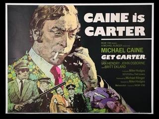 Get Carter (1971) 1080p Michael Caine, Ian Hendry, Britt Ekland