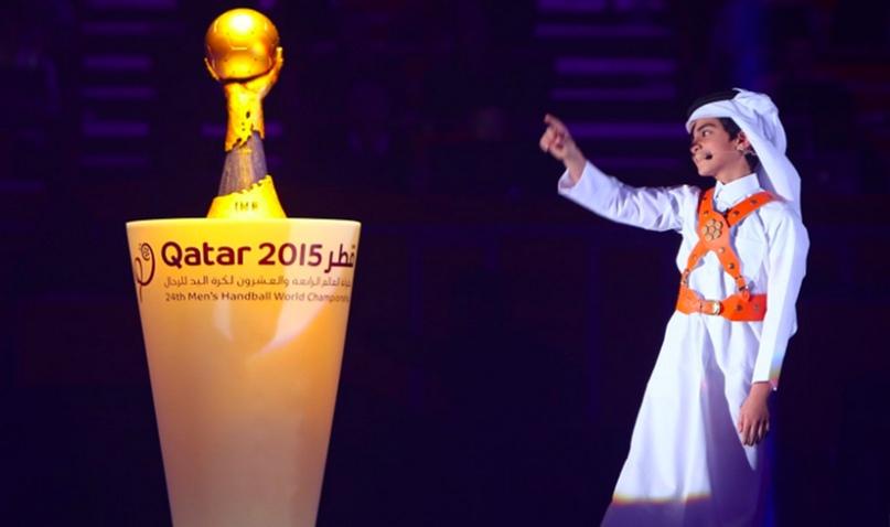 ЧМ-2021. Золотая длань египтянина стоимостью почти в миллион евро, выложенных катарскими шейхами, изображение №11