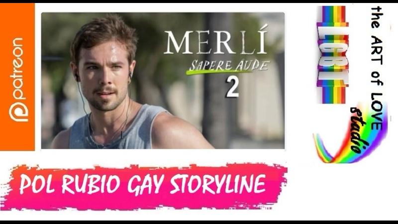 Pol Rubio Gay StoryLine 2021 Subtitles English
