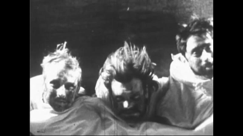 «Весна» (1987) - некрореализм. Евгений Юфит
