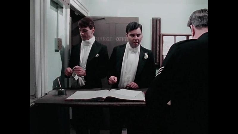 03 Возвращение в Брайдсхед Brideshead Revisited 1981 англ
