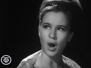 Моцарт В.А.Волшебная флейта.Ария Царицы ночи.Эльмира Жерздева.1965 г.