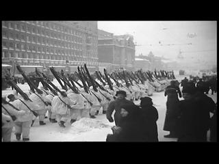 Марш защитников Москвы (2019).