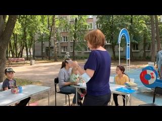 """Видео от Библиотека """"Пороховская""""  Красногвардейский р-н"""