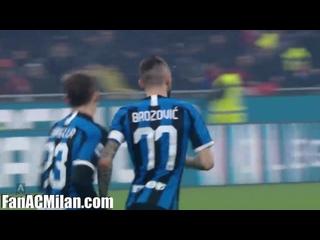 23 тур Интер 4-2 Милан ()