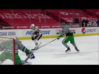 Шикарный гол Патрика Кейна в матче с «Каролиной»